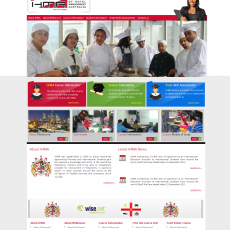 IHMA College website