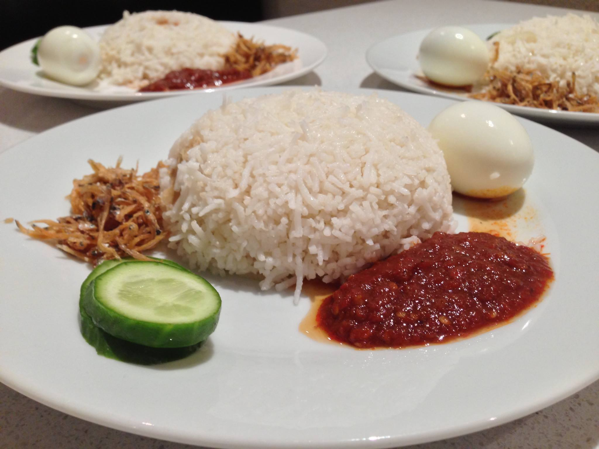 Bismi restaurant authentic malaysian singaporean for Authentic malaysian cuisine