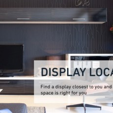 Display Locations - Orbit Homes