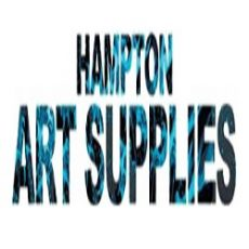 Hampton Art Supplies logo